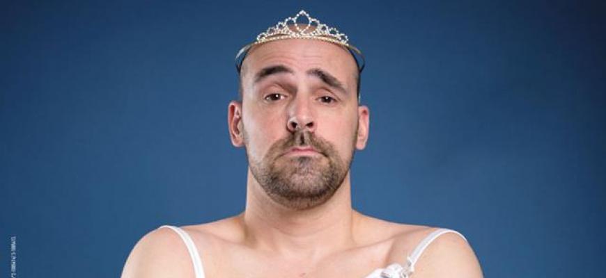 Je suis une princesse et je vous emmerde Humour