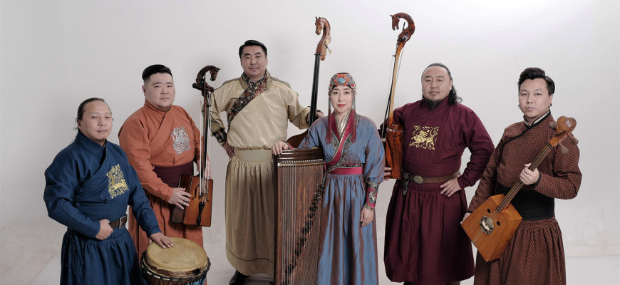 Khusugtun Musique traditionnelle
