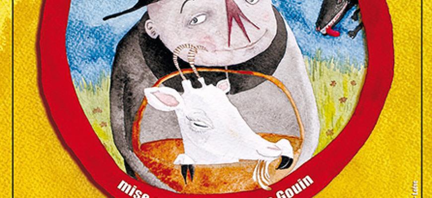 La chèvre de Monsieur Seguin Conte