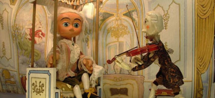 La symphonie des jouets Conte