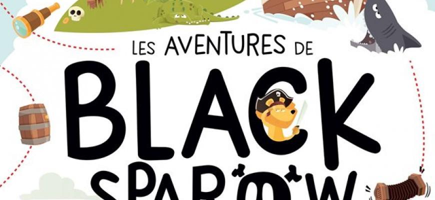 Les aventures de Black Sparow  Théâtre