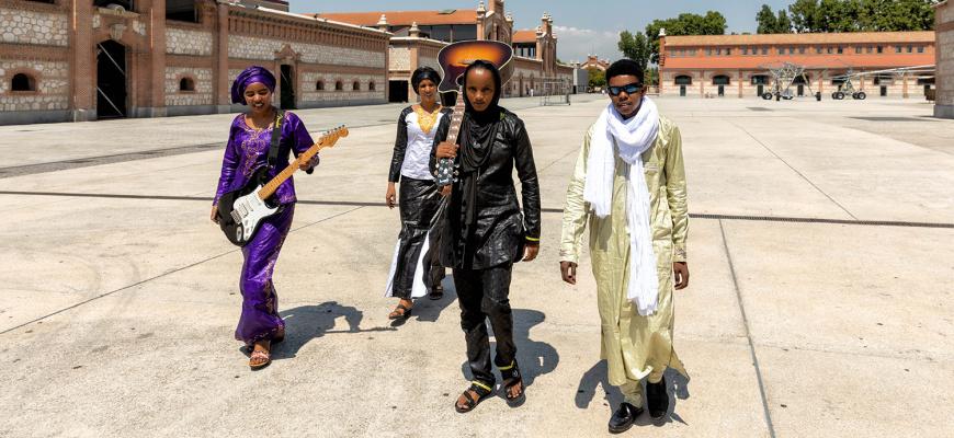 Les Filles de Illighadad Musique du monde