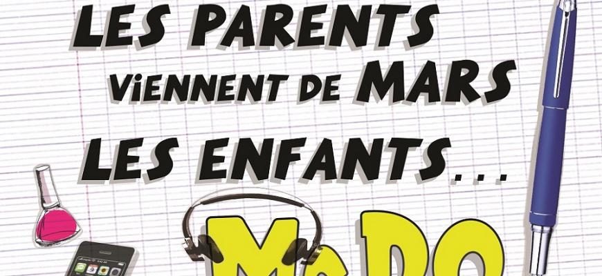 Les parents viennent de Mars, les enfants du McDo Humour