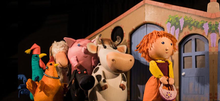 Mirabelle et ses amis Marionnettes/Objets