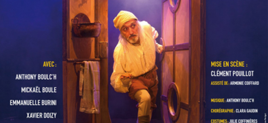 Le Malade Imaginaire, un cabaret médical Théâtre