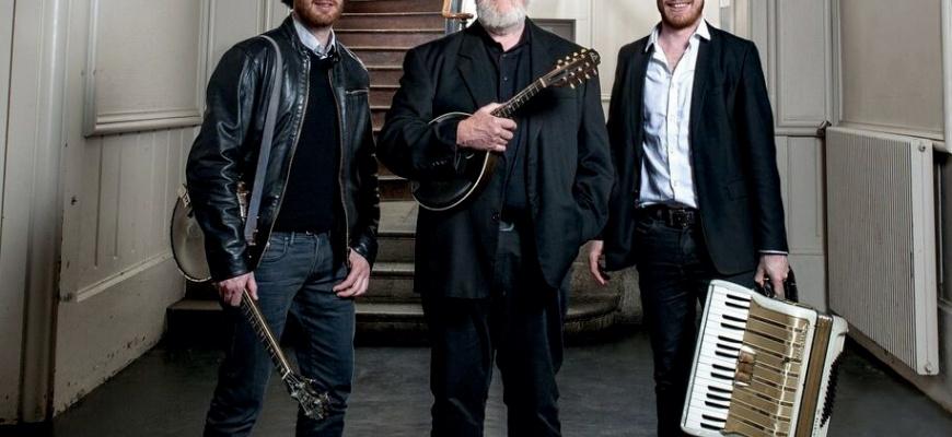 McDonnell Trio Musique du monde