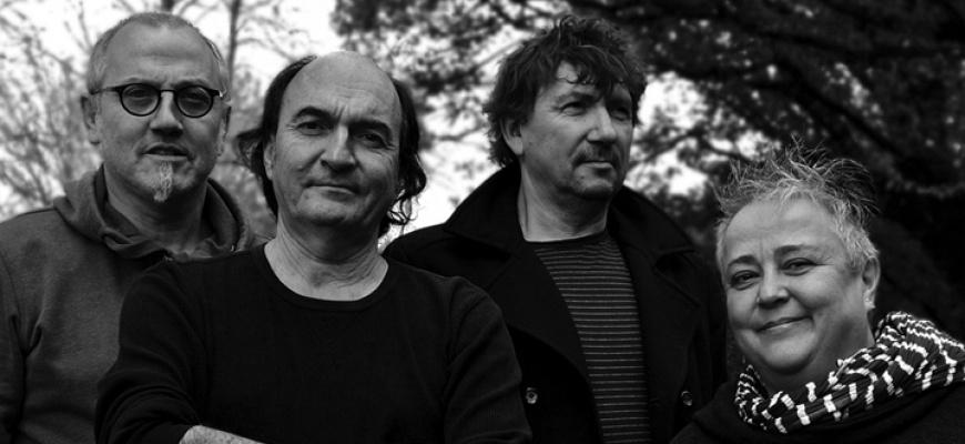 Jacky Molard et François Corneloup quartet Musique traditionnelle