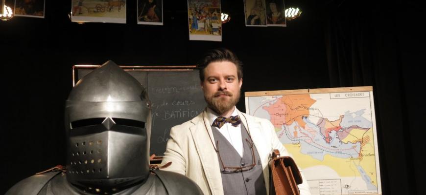 La fabuleuse histoire de Mr Batichon Théâtre