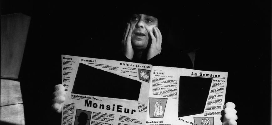 Monsieur, Monsieur Marionnettes/Objets