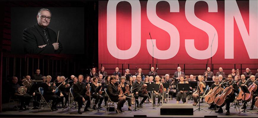 OSSN & la Schola Cantorum de Nantes Classique/Lyrique