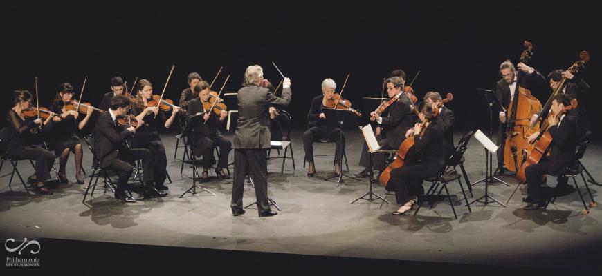 La philharmonie des deux mondes Classique/Lyrique