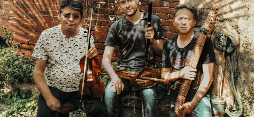 Trio Landreau-Morin Musique traditionnelle