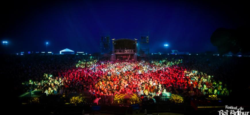 Festival du Roi-Arthur 2018 Festival