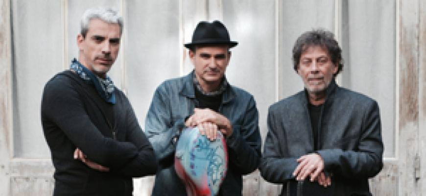 Sébastien Surel, Vincent Segal & Tomás Gubitsch Musique du monde