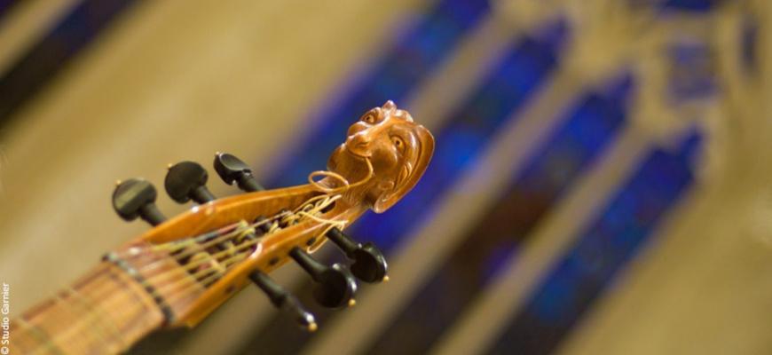 Concours international de Musique Ancienne du Val de Loire – 4e édition Classique/Lyrique