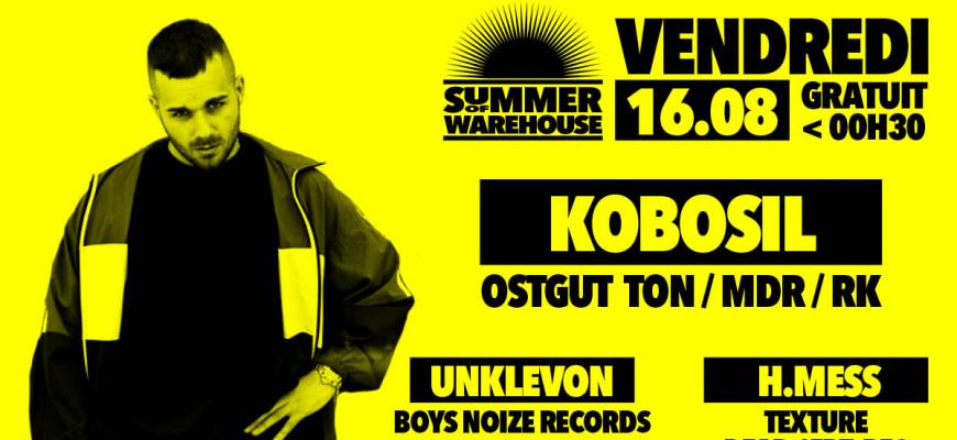 Kobosil (3h set), Unklevon, H.Mess Electro