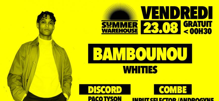 Bambounou, Discord, Combe Clubbing/Soirée