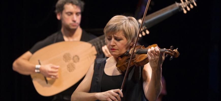 Saisons : d'un rivage à l'autre / Vivaldi - Piazzola Musique traditionnelle