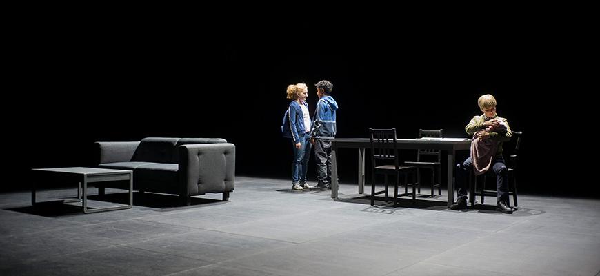 Contes et légendes de Joël Pommerat Théâtre