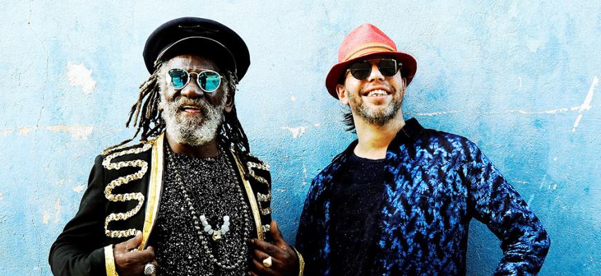 Winston McAnuff & Fixi + 1ère partie Reggae/Ragga/Dub