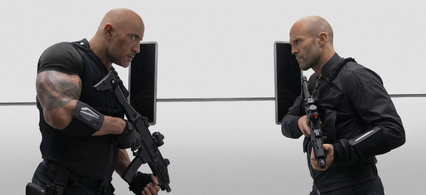 Fast & Furious : Hobbs & Shaw Action
