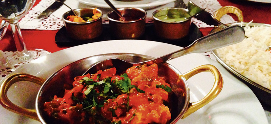 India song : le top des restaurants indiens