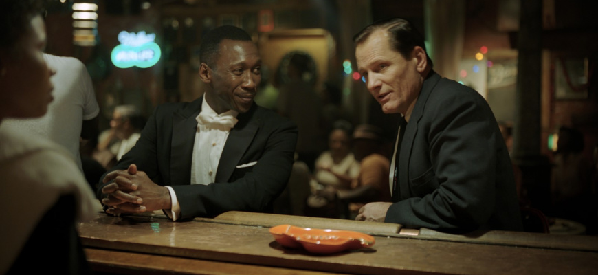 Green Book : Sur les routes du sud Biopic