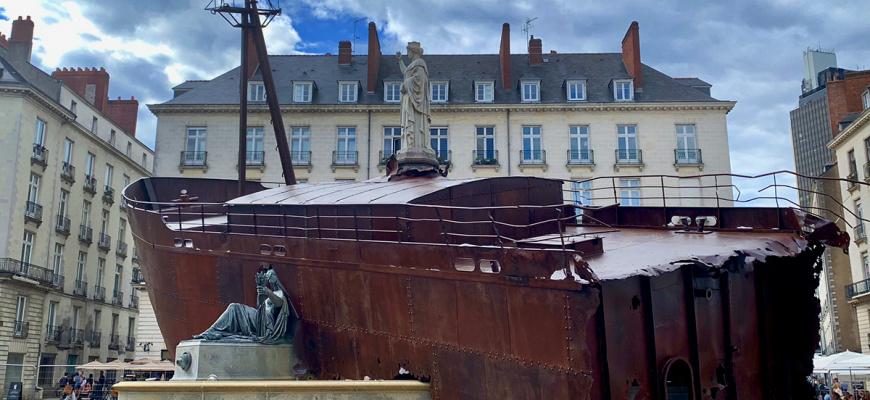 Le meilleur du Voyage à Nantes 2021