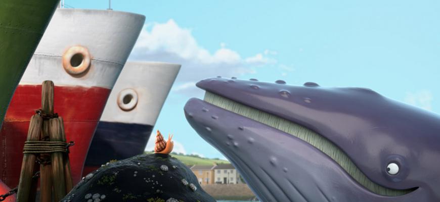 La Baleine et l'escargote Animation