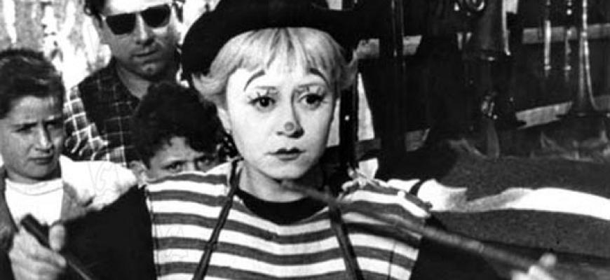 La Strada (1954) Drame