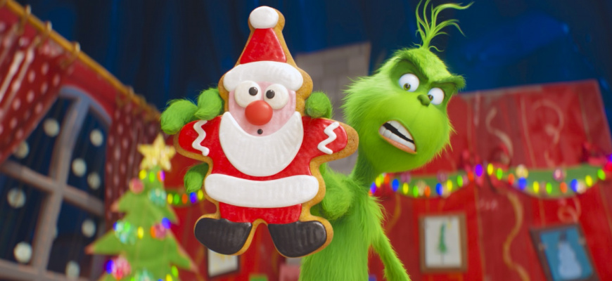 Le Grinch Animation