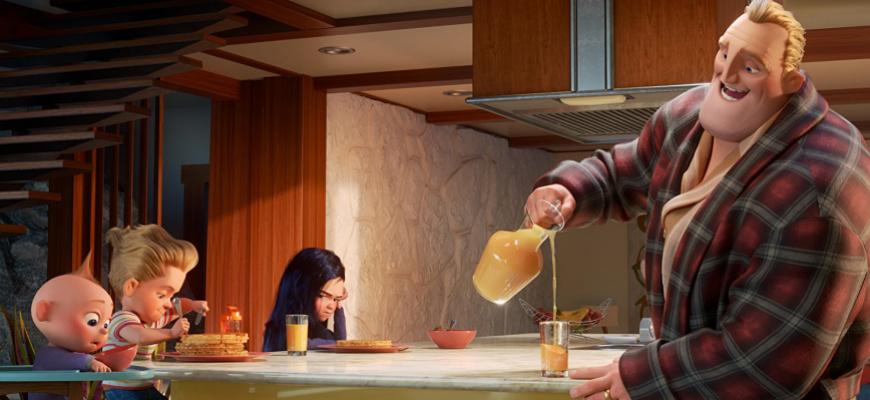Les Indestructibles 2 Animation