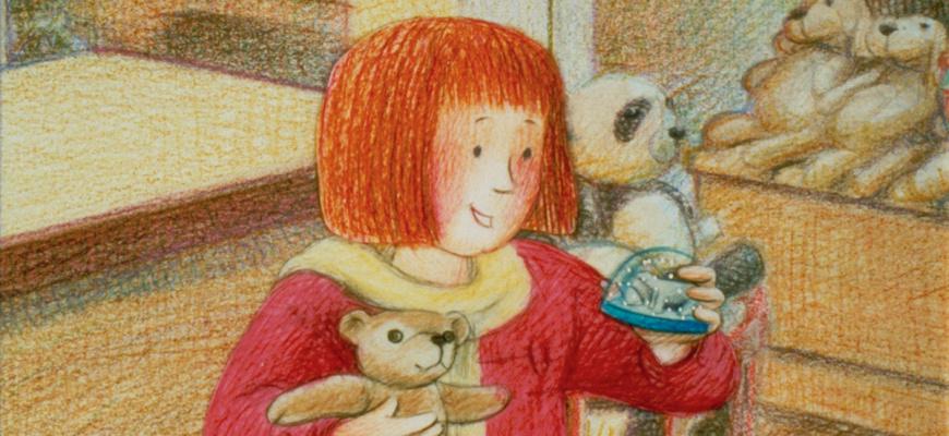 Les merveilleux contes de la neige Animation