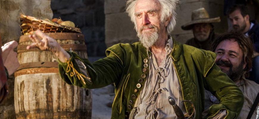 L'Homme qui tua Don Quichotte Aventure