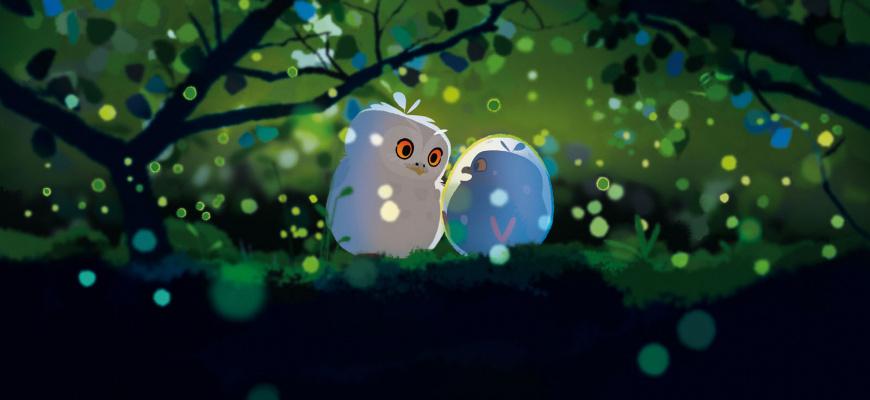L'Odyssée de Choum Animation