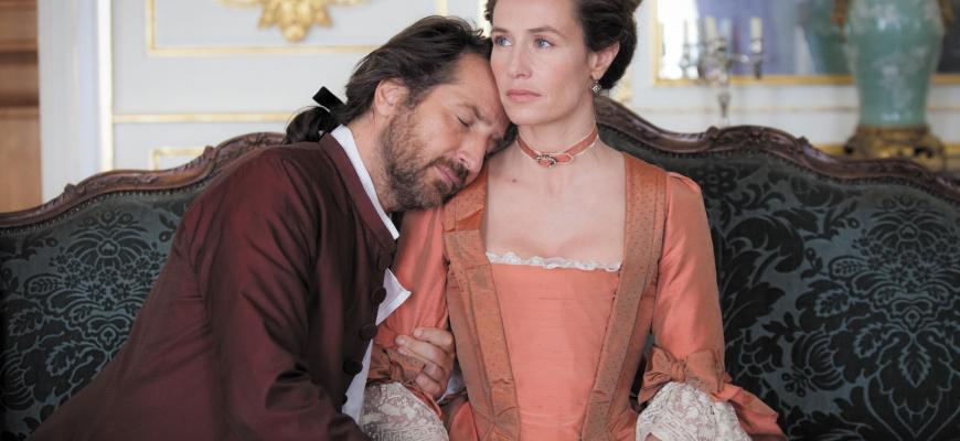 Mademoiselle de Joncquières Romance