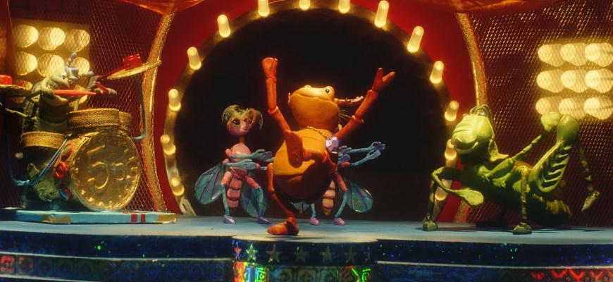 Nico et Patou Animation