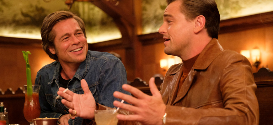 Once Upon a Time… in Hollywood Comédie dramatique