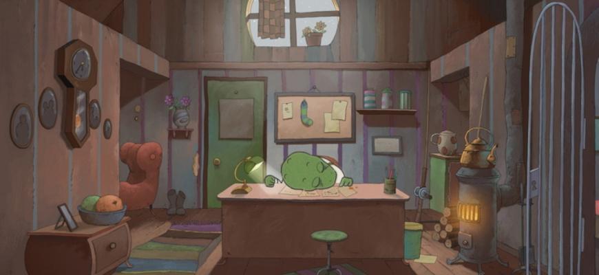 Paddy, la petite souris Animation
