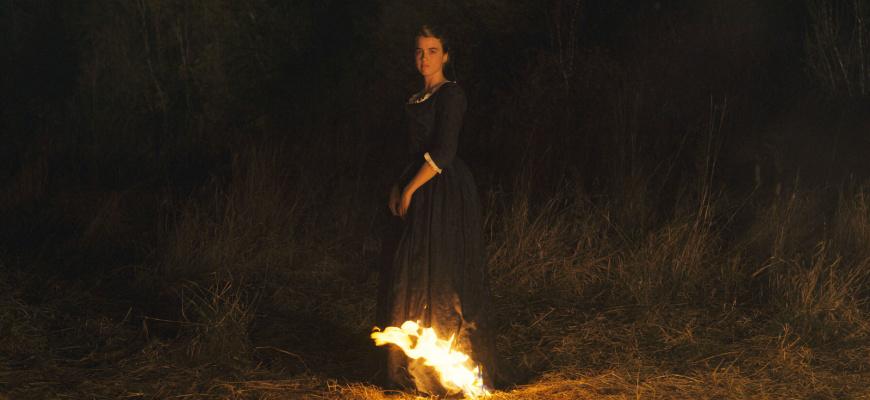 Portrait de la jeune fille en feu Drame