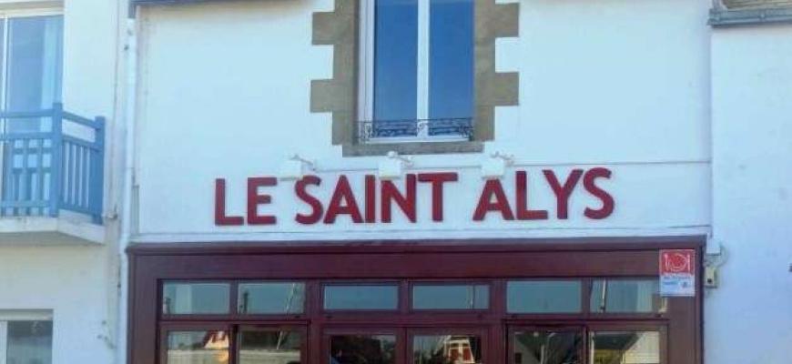 Le Saint Alys Poissons & fruits de mer