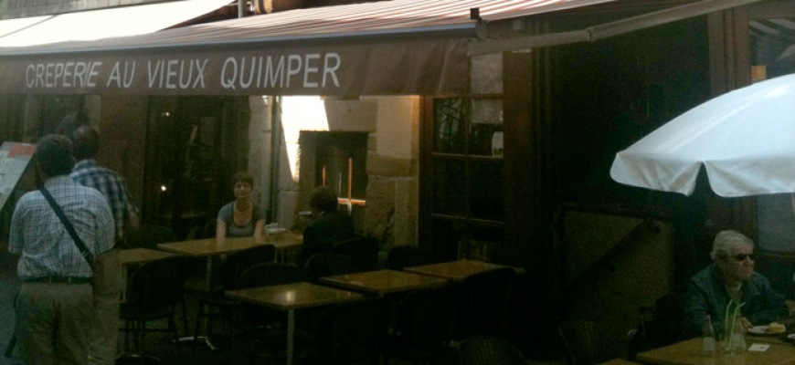Au Vieux Quimper Crêperie