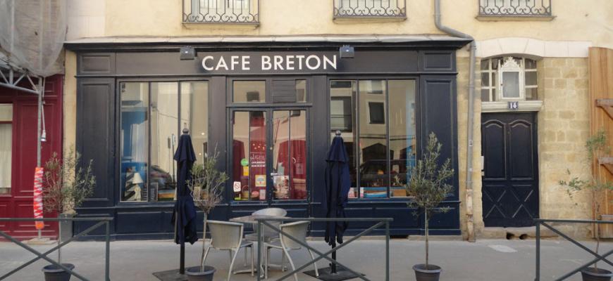 Le Café Breton Bistrot