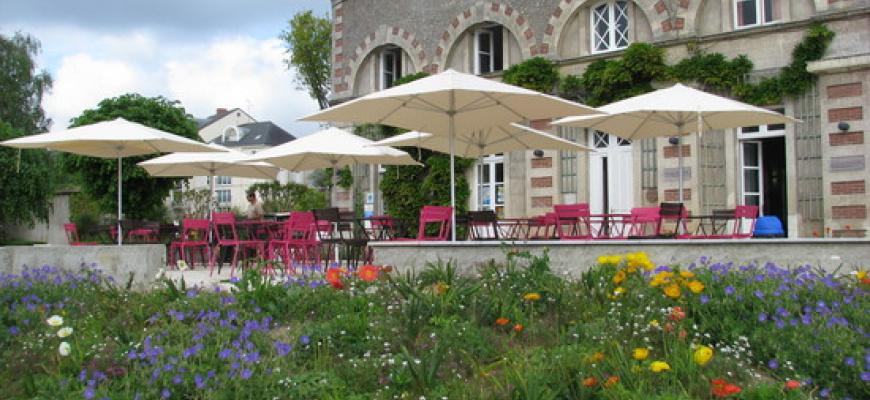 Le Café de l'Orangerie Français