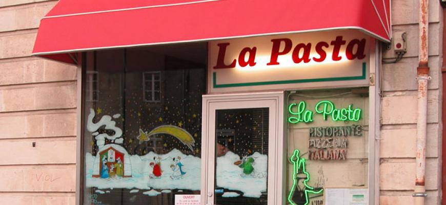 La Pasta Italien / pizzeria