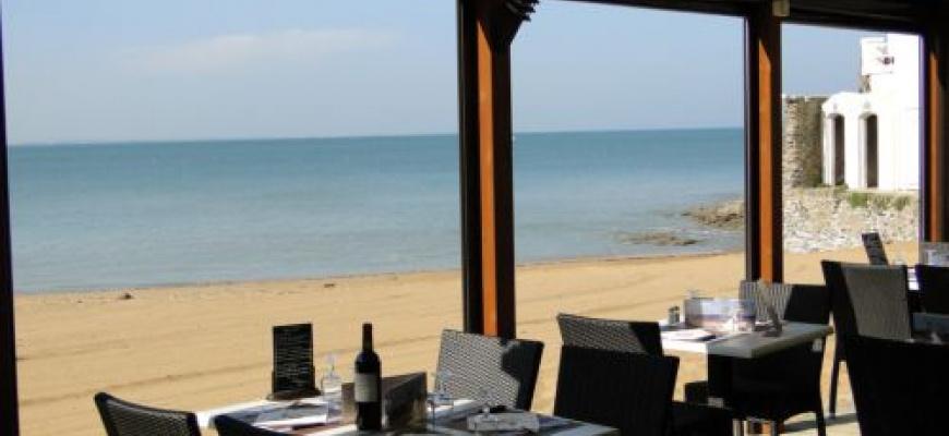 Le Zagaya Restaurant de plage