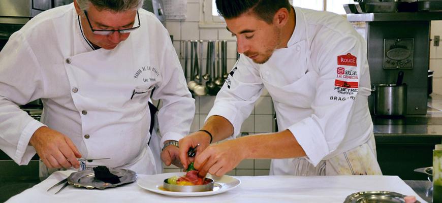 Manoir de la Régate Gastronomie