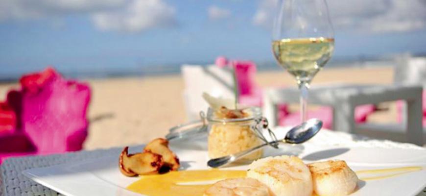 Nina à la plage Restaurant de plage