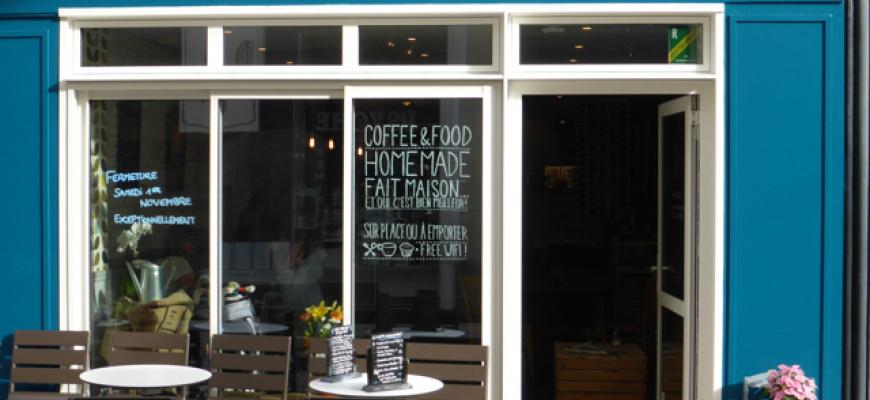 Sugar Blue Coffee & Food Coffee shop