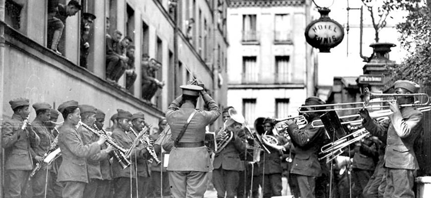 100 ans de jazz à Nantes